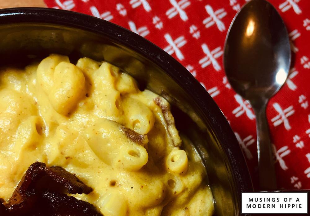 Squash Mac N Cheese | Musings of a Modern Hippie