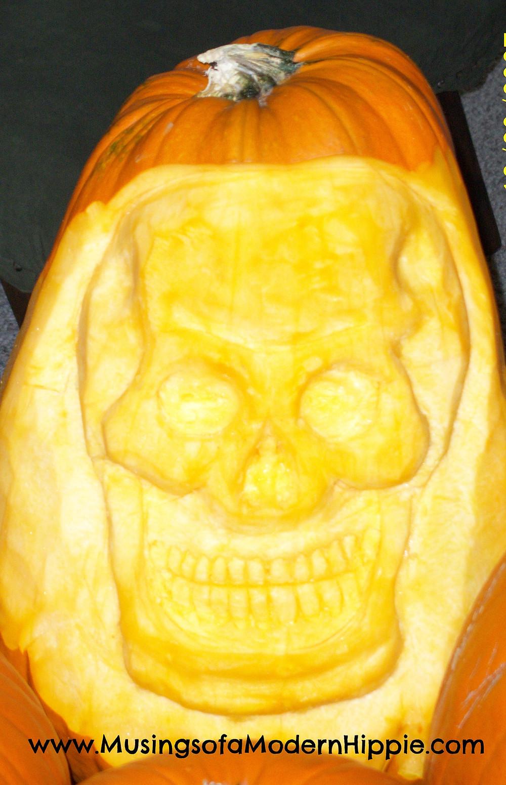 33 Pumpkin Carving Ideas & Recipes   Musings of a Modern Hippie