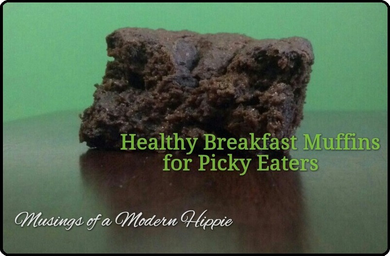 Healthy Breakfast Muffins for Picky Eaters | Musings of a Modern Hippie