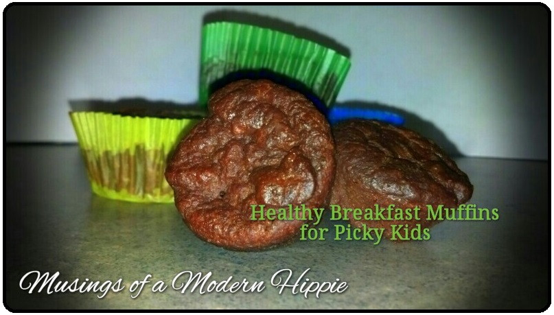 Healthy Breakfast Muffins for Picky Kids