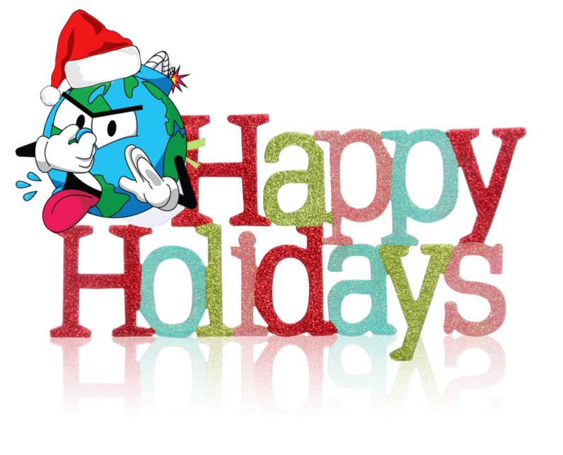biobombs odor eliminator holiday logo