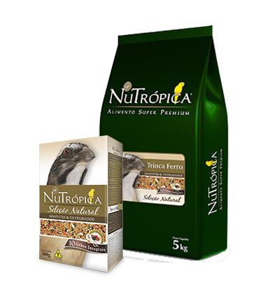 Nutrópica Trinca-Ferro Seleção Natural