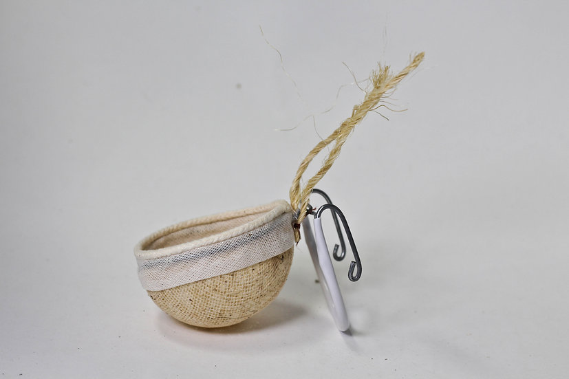 Ninho Meia Taça com Gancho