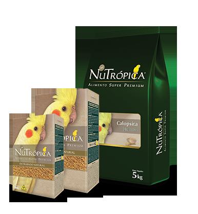 Nutrópica Calopsita Natural