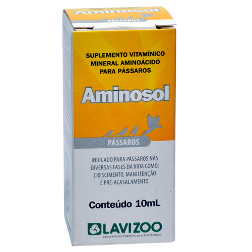 Aminosol 10ml