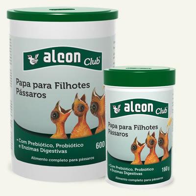 Alcon Club para Filhotes Pássaros