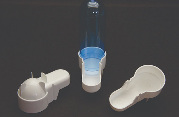 Bebedouro Original Trinca Ferro Azul