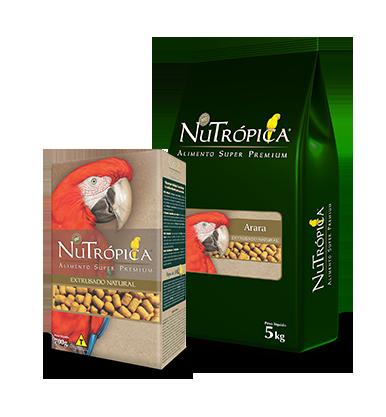 Nutrópica Arara Natural