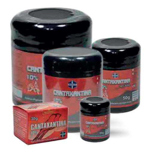 Cantaxantina - Amgercal