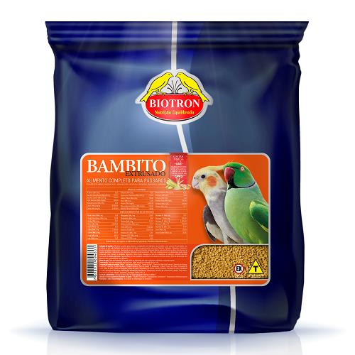 Bambito Extrusado - Biotron