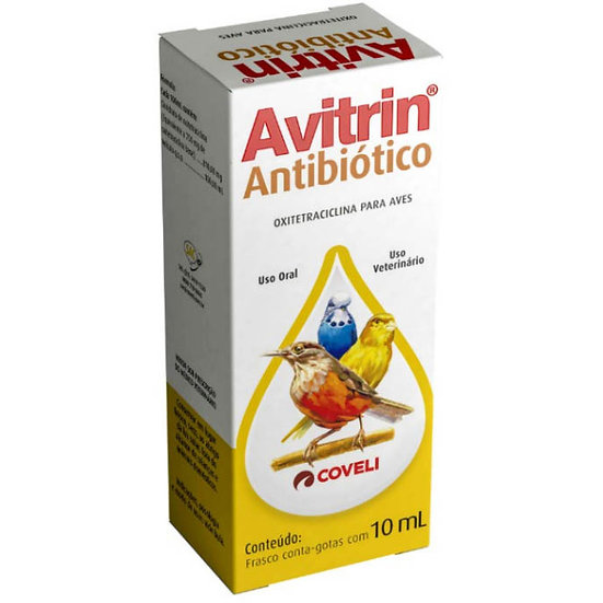 Avitrin Antibiótico