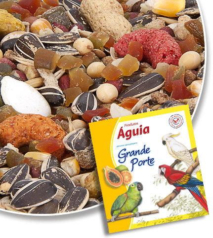 Mistura de Papagaio com Frutas (Águia)