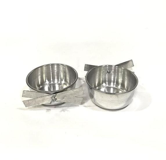 Comedouro de Alumínio N3 Borboleta