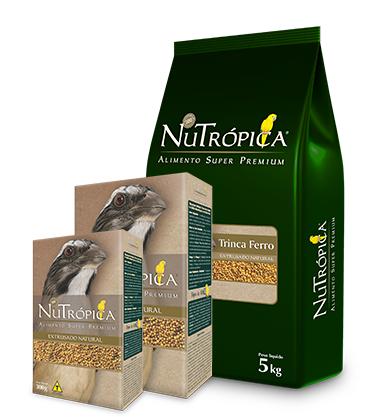 Nutrópica Trinca-Ferro Natural