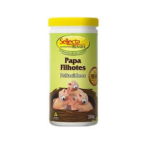 Papa para Filhotes Psitacídeos (Sellecta)
