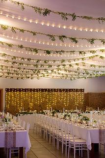 Greenery svadobná výzdoba