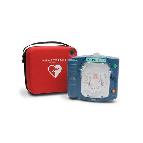 Philips HeartStart OnSite Defibrillator Setup