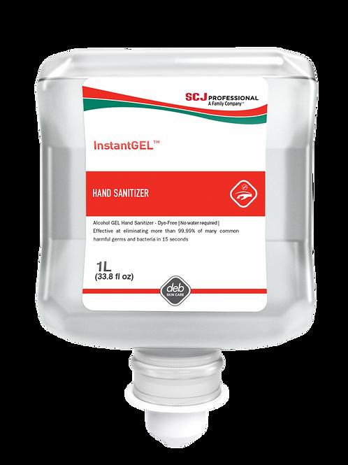 SCJ InstantGEL™ Hand Sanitizer 1 Liter Cartridge