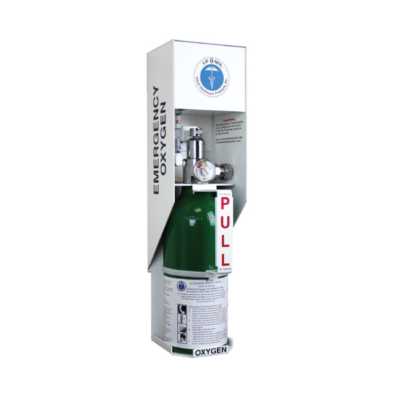 45-Minute Wall Mounted Emergency Oxygen Station