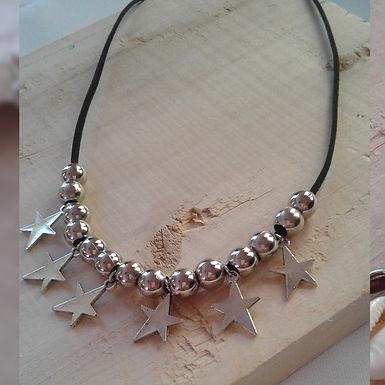 Collar Estrellas - My darling accesorios
