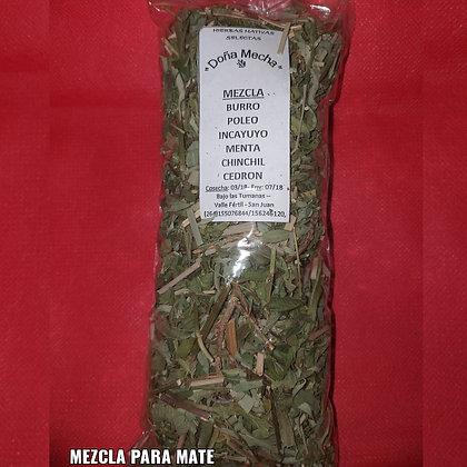 Mezcla para mate - Vivero Doña Mecha