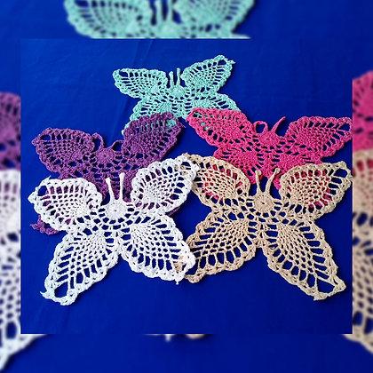 Mariposas chicas - Yu Ame