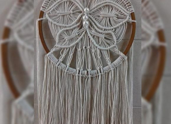 Atrapasueños - Betsaida - Arte en macramé