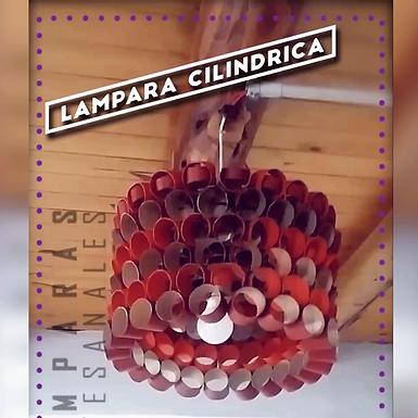 Lampara Cilíndrica - Lumine