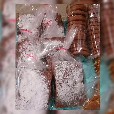Brownie de algarroba - Pampa Vieja