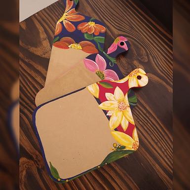 Tablita pintada - Matria Diseños