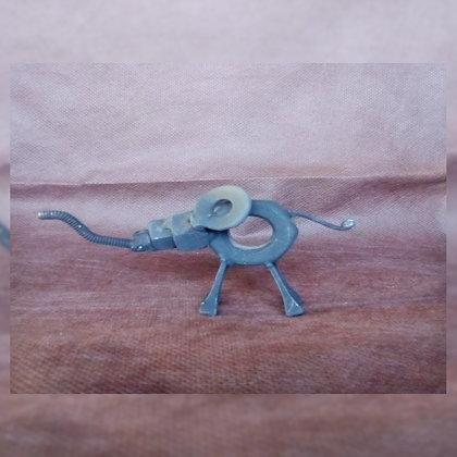 Elefante - El Curita Gaucho Taller de Artesa