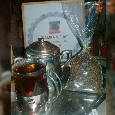 Café de algarroba - Pampa Vieja