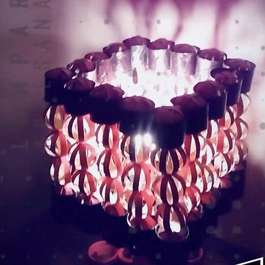 Velador Cubico - Lumine