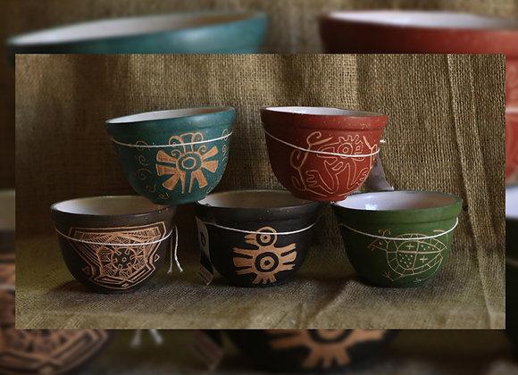 Cuencos de cerámica - Puebla Cerámica