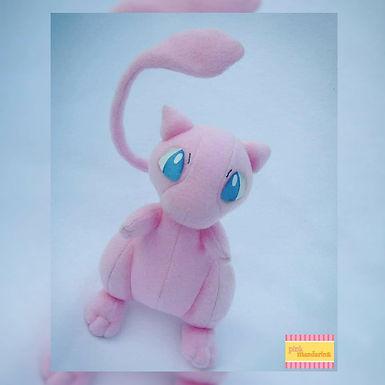 Muñeco de Mew - PinkMandarina