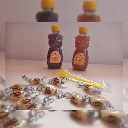 Caramelos de miel c/u - Don Silverio