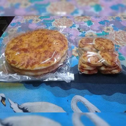 Pizzetas la docena - Dulzuras Abu Rosa