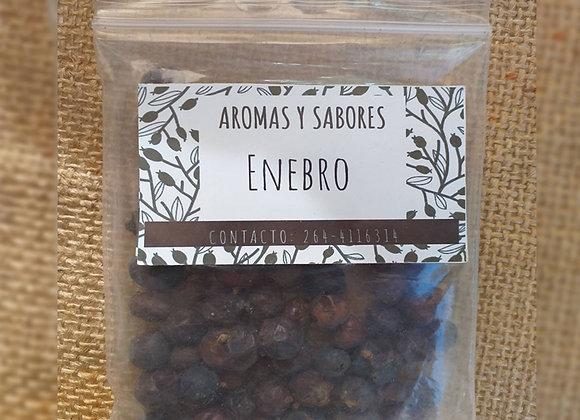 Enebro - Aromas y Sabores