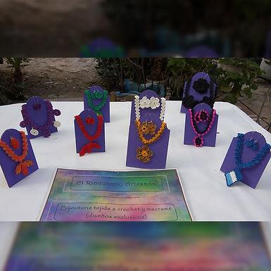 Aros y escarapelas - El Rinconcito Artesan