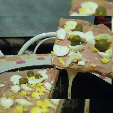 Pizzas Variadas - La Crëpe
