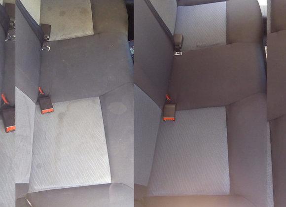 Limpieza butacas camioneta - V&G Lavado y desinfección