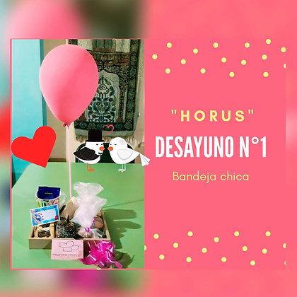 Desayuno 1 - Horus Desayunos