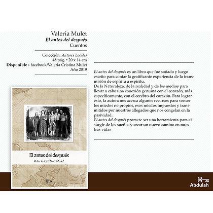 El antes del después - Abdulah Libros