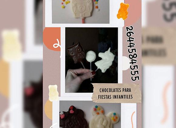 Huevos de Pascuas - Chocolate para el Alma. Bombones Artesanales