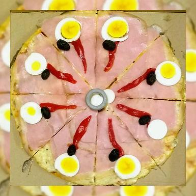 Pizza Especial - Narciso - Empanadas Artesanales