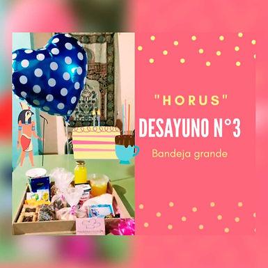Desayuno 3 - Horus Desayunos