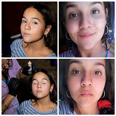 Maquillaje Social - Peluquería & manicura & maquillaje