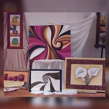 Cuadros Abstractos - CrearteAR