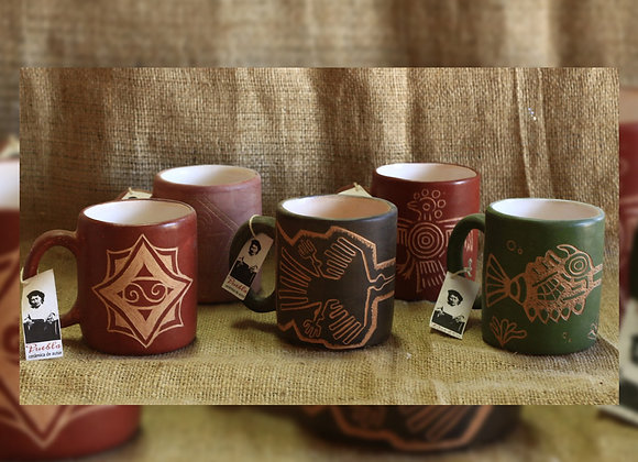 Tazas de cerámica - Puebla Cerámica