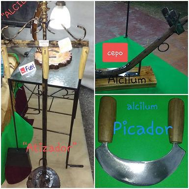 Atizador - Alcilum artesanías